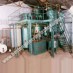 Edible Oil Extraction & Refinery