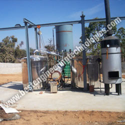 We are specialized in providing Plant & Technology on turnkey basis